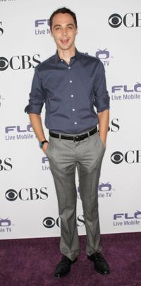 Jim Parsons at the CBS Comedies' Season Premiere Party.