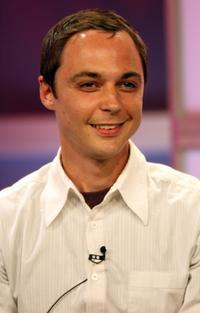 Jim Parsons at the Television Critics Association Press Tour.