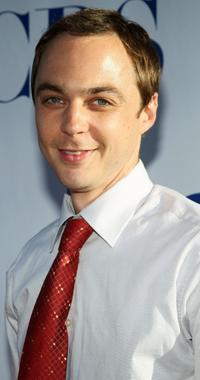Jim Parsons at the CBS Summer