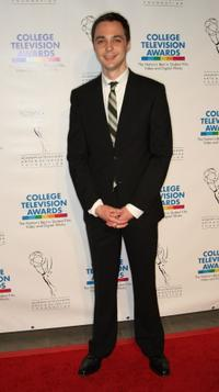 Jim Parsons at the 30th Annual College Television Awards.