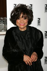 Eartha Kitt at the Public Sings: A 50th Anniversary Celebration.