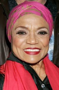 Eartha Kitt at the 2005 Hollywood Christmas Parade.