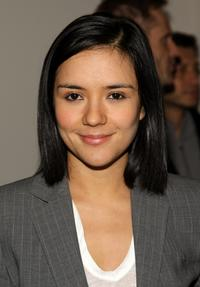 Catalina Sandino Moreno at the after party screening of