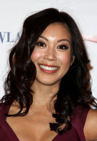 Brittany Ishibashi at the Scott Vincent Borba Book Launch For