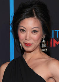 Brittany Ishibashi at the New York premiere of