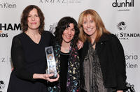 Anne Rosellini, director Debra Granik and producer Alix Madigan Yorkin at the IFP's 20th Annual Gotham Independent Film Awards.