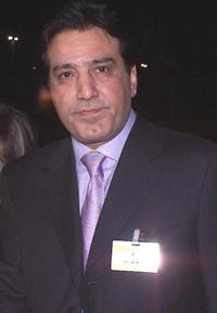 Javed Sheikh at the Bollywood Zee Cine Awards ceremony.