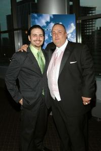 Matthew Bonifacio and Carmine Famiglietti at the premiere of
