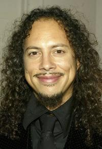 Kirk Hammett at the 21st Annual ASCAP Pop Music Awards.