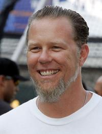 A File photo of Actor James Hetfield, Dated June 24, 2005.