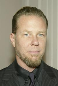 James Hetfield at the 21st Annual ASCAP Pop Music Awards.