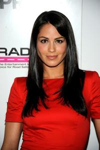 Michelle Borth at the Express Celebrates TXT L8TR Campaign.