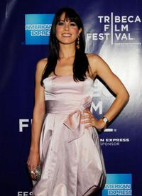 Michelle Borth at the premiere of