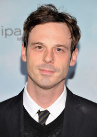 Scoot McNairy at the New York premiere of