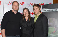 Blake Robbins, director Jane Pickett and Russell Sams at the 2012 AFI Women Directors Showcase in California.