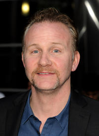 Director Morgan Spurlock at the California premiere of