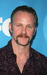 Morgan Spurlock at the 2006 Fox Summer TCA Party.