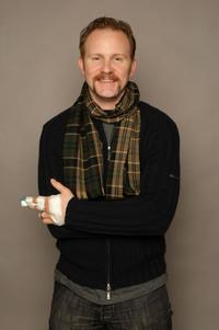 Morgan Spurlock at the 2008 Sundance Film Festival.