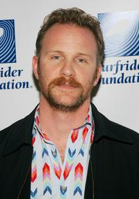 Morgan Spurlock at the auction and benefit event of