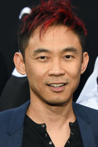 James Wan at the premiere of