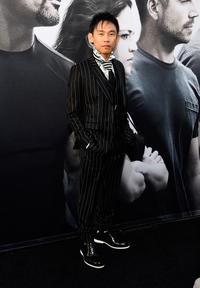Director James Wan at the California premiere of