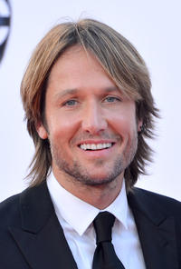 Keith Urban at the 64th Annual Primetime Emmy Awards in California.
