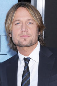 Keith Urban at the New York premiere of