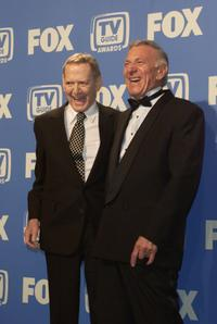 Jack Klugman and Tony Randall at the TV Guide Awards.