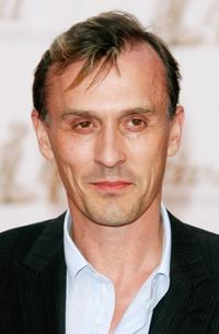 Robert Knepper at the opening night of the 2007 Monte Carlo Television Festival.