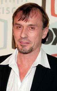 Robert Knepper at the FOX Fall Eco-Casino party.