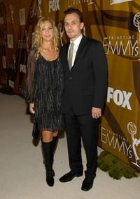 Tory and her husband Robert Knepper at the 20th Century Fox Emmy Party.