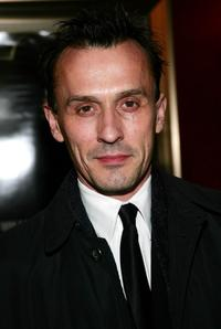 Robert Knepper at the premiere of
