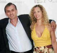 Robert Knepper and Guest at the opening night of the 2007 Monte Carlo Television Festival.