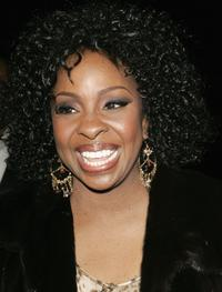 Gladys Knight at the Dionne Warwick: 45th Anniversary Spectacular after party.