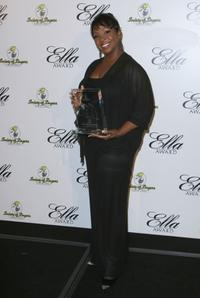 Gladys Knight at 16th Annual ELLA Awards.