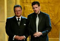Wayne Knight and Matt Dillon at the 18th Annual American Cinematheque Award.