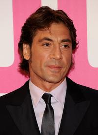Javier Bardem at the 56th San Sebastian Film Festival Opening Ceremony.