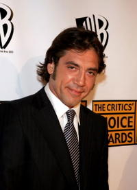 Javier Bardem at the 10th Annual Critics' Choice Awards in Los Angeles.