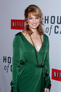 Kristen Connolly at the New York premiere of