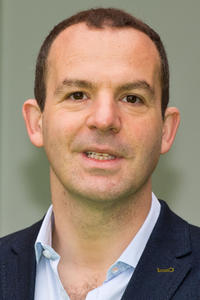 Martin Lewis at a photocall for the Ideal Home Show at Earls Court in London.