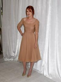 Rumer Willis at the 8th Annual Awards Season Diamond Fashion Show.