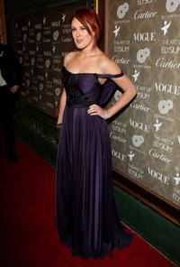 Rumer Willis at the Art Of Elysium's 2nd Annual Heaven Gala..