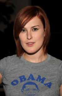 Rumer Willis at the