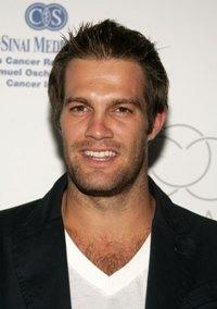 Geoff Stults at the inaugural