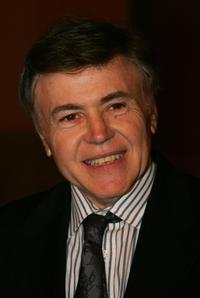 Walter Koenig at the Jules Verne Adventure Film Festival & Exposition launch event.