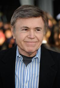 Walter Koenig at the premiere of