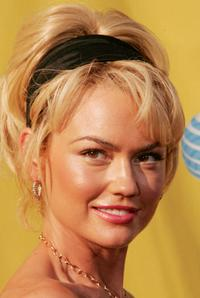 Kelly Carlson at the taping of Spike TV's First Annual