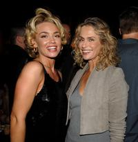 Kelly Carlson and Lauren Hutton at the after party of the Season 5 premiere of