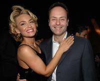 Kelly Carlson and John Landgraf at the after party of the Season 5 premiere of