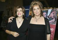 Caroline Aaron and Jodi Binstock at the Arpa International Film Festival Premiere of